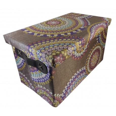 Caja Cartón/Genero Desmontable