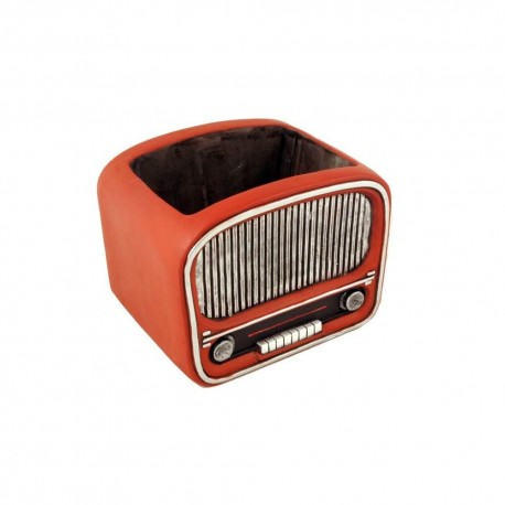 Macetero Radio Vintage Grande Interior