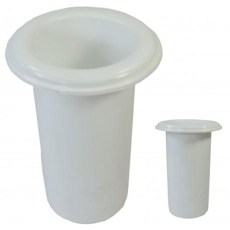 Deposito Vaso Cilindro D-48
