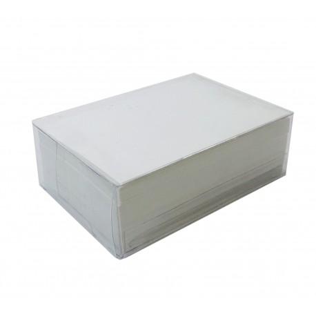 100 Tarjetas Blancas
