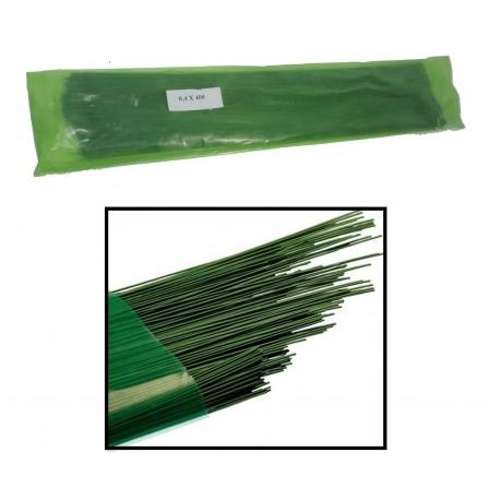 Bolsa Alambre Verde 0,4 mm
