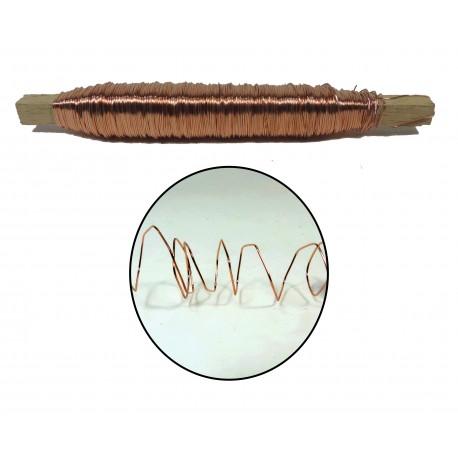 Rollo Alambre 0.5 mm Cobre