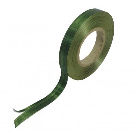 Cinta Plástico Vetas Verde 20mm