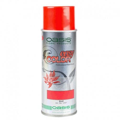 Spray Easy Color 400 ml Rojo
