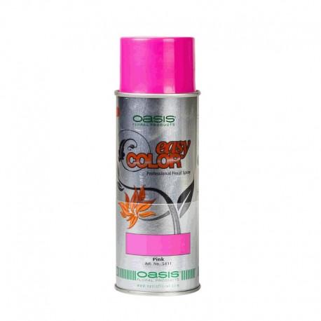 Spray Easy Color 400 ml Rosa