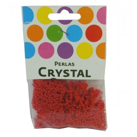 Perlas / Gelatina de agua 25 gr Rojo
