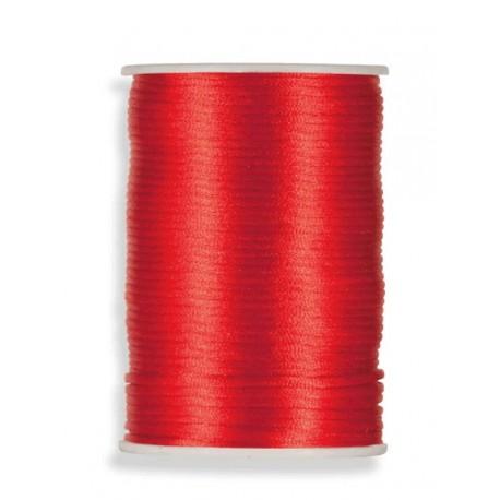 Cola de Ratón 2mm x 100mts Rojo