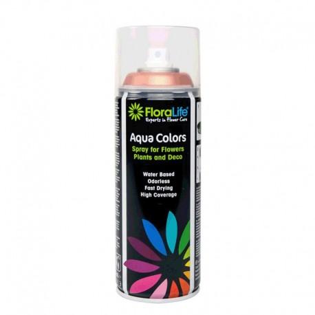 Spray Aqua Color 400ml Cobre Metal