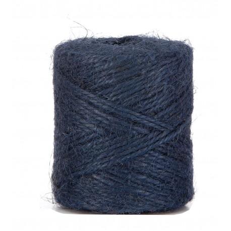 Cordon Yute Azul 100 gr