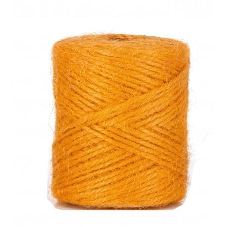 Cordon Yute Naranja 100 gr