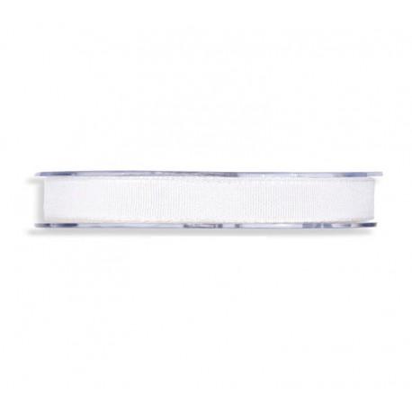 Cinta de Algodon 10mm x 15mts Blanco