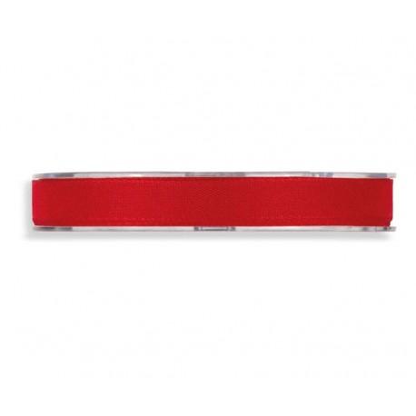 Cinta de Algodon 10mm x 15mts Rojo