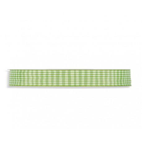 Lazo Cuadros 10mm x 20 mts Verde