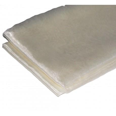 Tela Organza 1.45 x 3 mts Crema