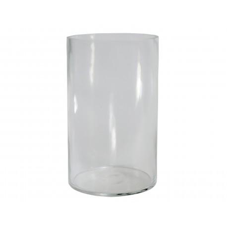 Vaso Cilindro Cristal Ø12 x ↕20 cm