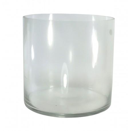 Vaso Cilindro Cristal Ø20 x ↕20 cm