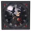 Reloj Pared Angel Oscuro c/Cuervo