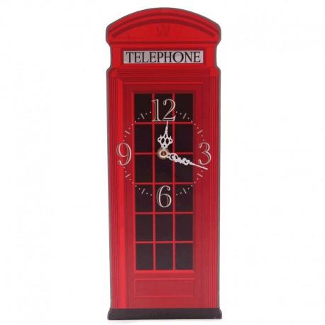 Reloj Cabina Telefono Inglesa