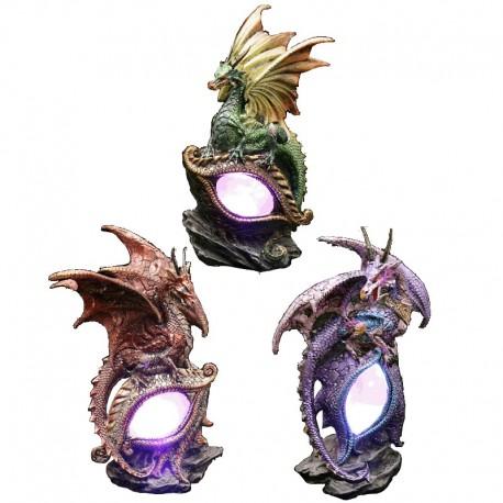 Dragon Sobre Ojo de Dragon Led 3 Modelos