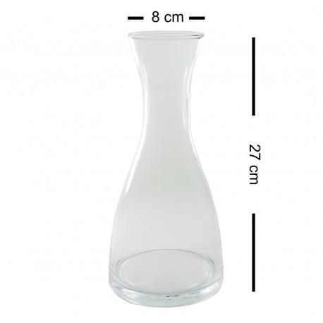 Florero Cristal ↕27 x Ø8 cm