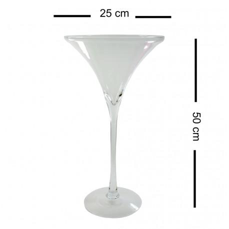 Copa de Decoracion Cristal Martini