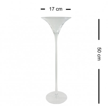 Copa Martini ↕50 x Ø17 cm