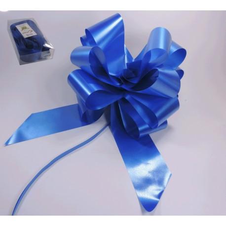 Lazo Automático Azul 50 mm x 30 uds