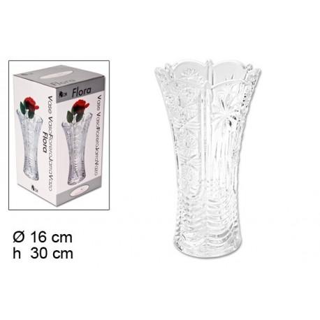 Florero Cristal Jolia 30 cm